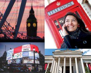Curso de inglés en Londres
